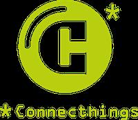 VERT Logo Connecthings_HD - leger