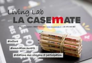Living lab - La Casemate